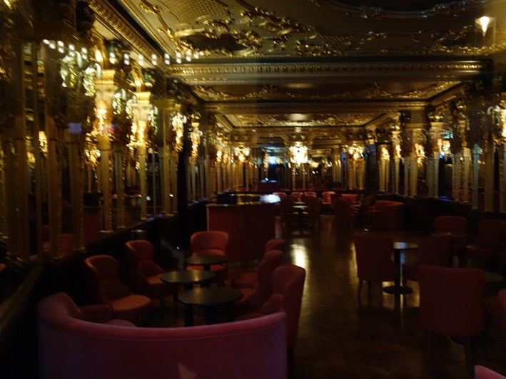 Cafe Royal Ten Room Brasserie Restaurant Review 2013
